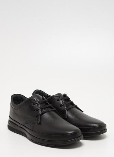 F By Fabrika Erkek Siyah Ayakkabı ZUMRE Siyah